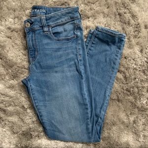 American Eagle Next Level Stretch Jegging Jeans
